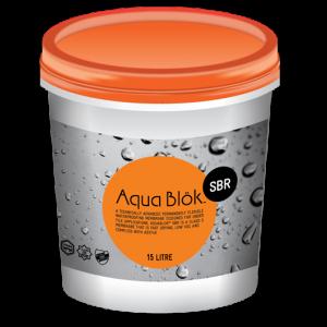 Aqua-Blok SBR Grey 15ltr