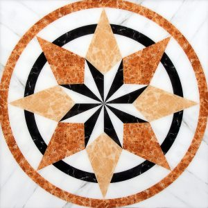 1200x1200 Star Burst Medallion
