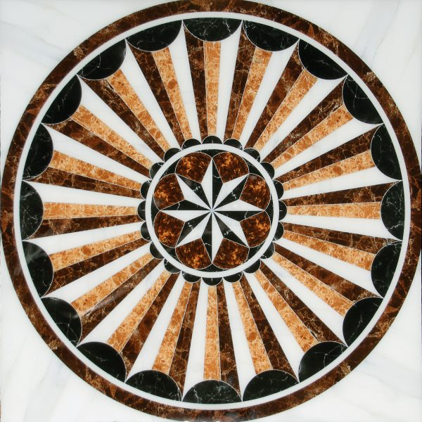 1200x1200 Floreat Medallion