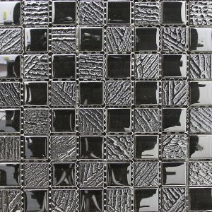 A2326-B Black Mosaic