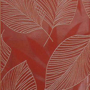 200x600 Red Leaf Border (P)