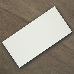 Gloss white Tile Rec PT