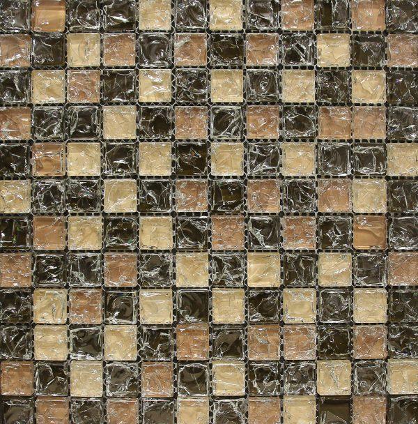 Beige-Cracle Mosaics