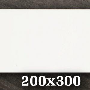 WHITE RIPPLE 200X300